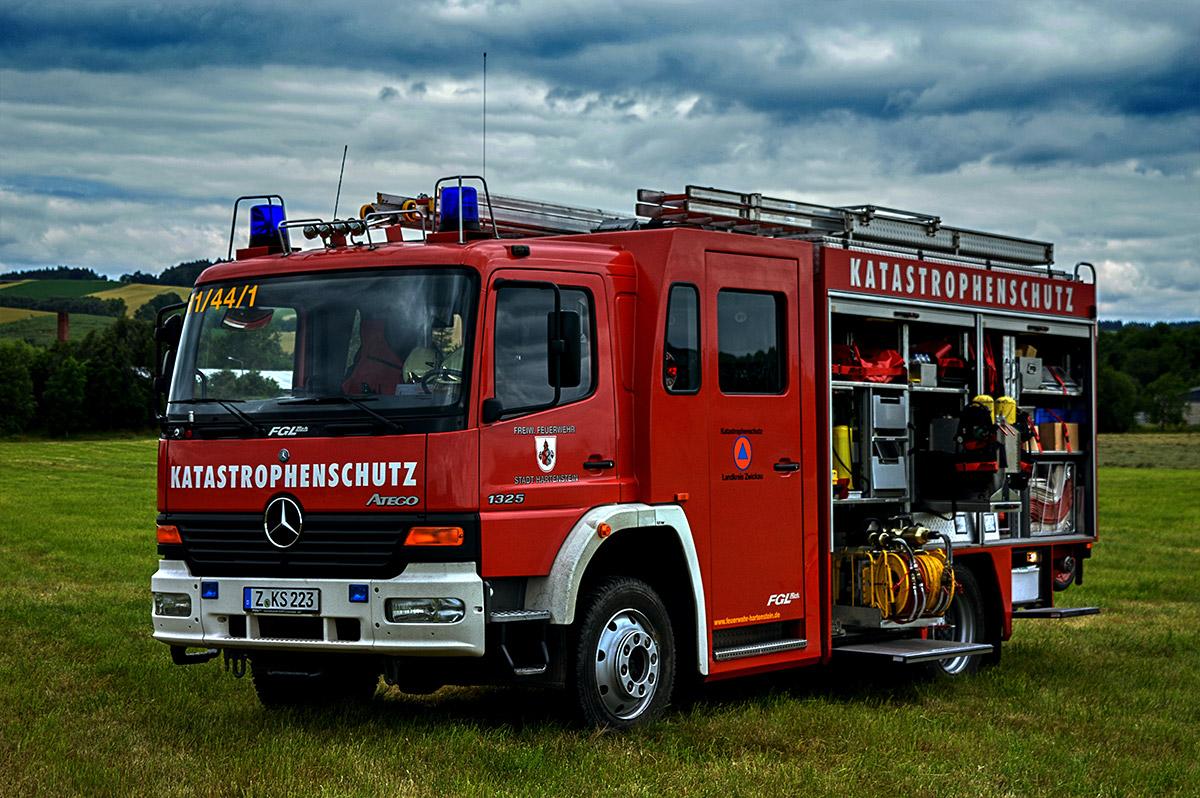 Löschgruppenfahrzeug LF 16/20